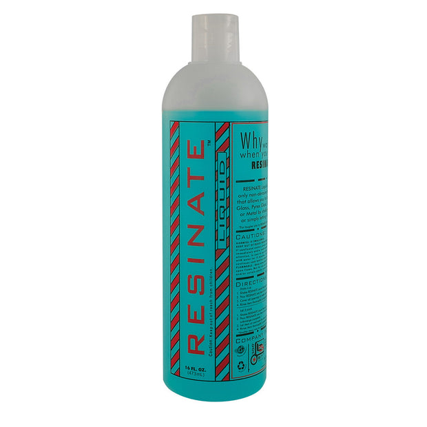 Resinate Liquid Pipe Cleaning Solution Bottle