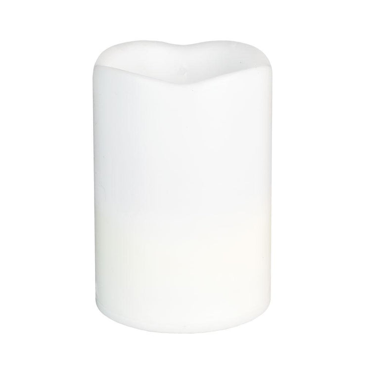 LED Pillar Candle Secret Safe