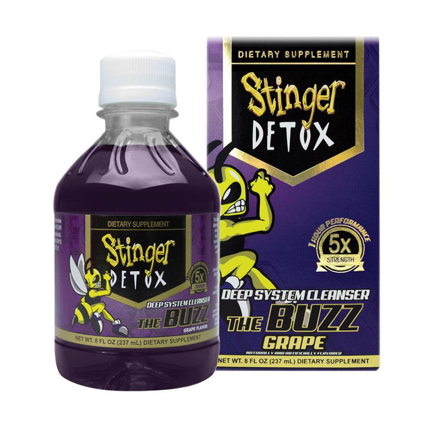 Stinger The Buzz 5X Strength Detox Drink