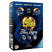 High Voltage Detox Permanent 5 Day Flush | Blueberry
