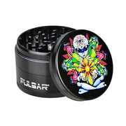 Pulsar Artist Series Grinder | Amberly Downs Psychedelic Alien