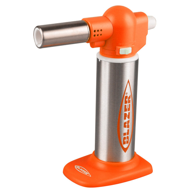 Blazer Big Buddy Torch Lighter - Orange Color