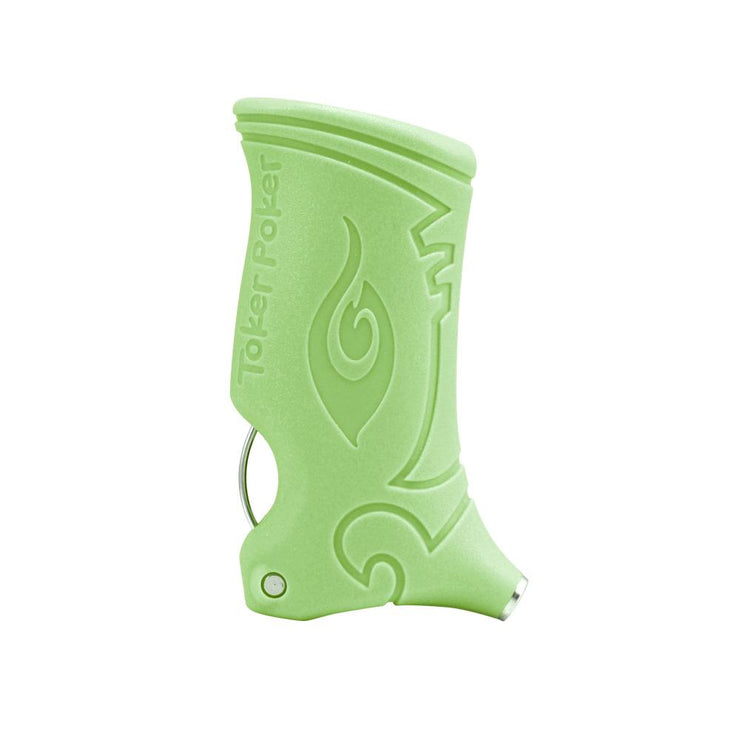 Toker Poker Lighter Sleeve | Green