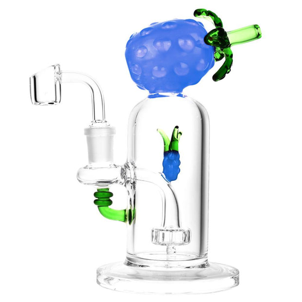 Pineapple Dab Rig | Blue