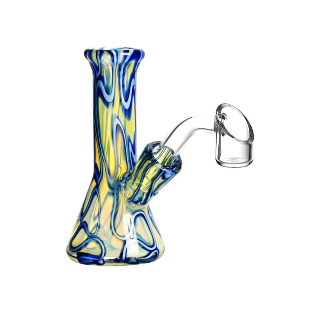 Blue Rope Mini Beaker Dab Rig