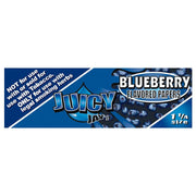 Juicy Jay's Blueberry Flavored Rolling Papers