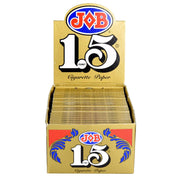 JOB Rolling Papers | 1 1/2 Inch | Full Box