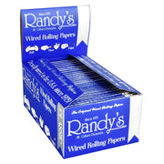 Randy's Wired Rolling Papers | Full Box