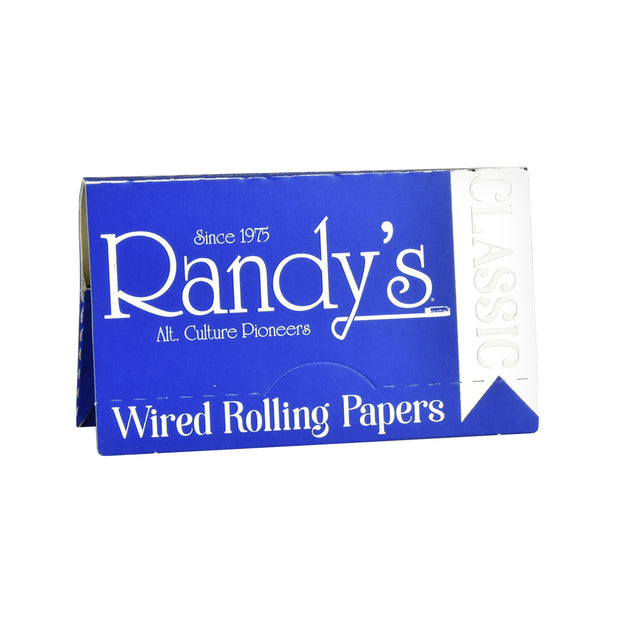Randy's Wired Rolling Papers | Single