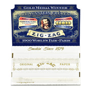 Zig Zag White Single Wide Rolling Papers