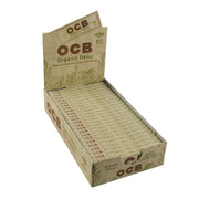 OCB Organic Hemp Rolling Papers | 1 1/4/Full Box