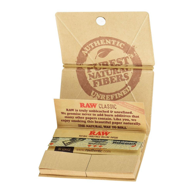 RAW Artesano Rolling Papers | 1 1/4 Inch