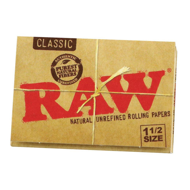 Raw Classic Rolling Papers | 1 1/2 Inch