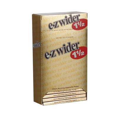 EZ Wider Rolling Papers Gold | 1 1/2""