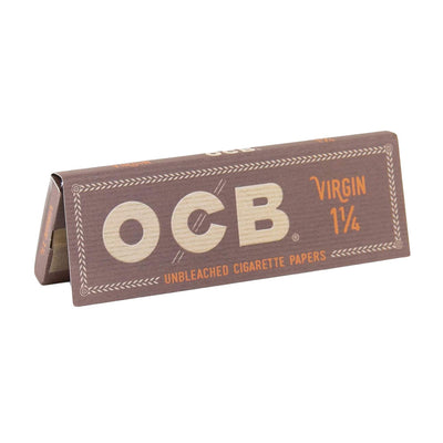OCB Virgin Rolling Papers | 1 1/4 Inch