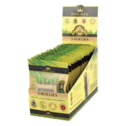 King Palm Rollies Size Leaf Rolls | 5pk Full Box