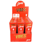 VIBES Hemp Cones | Kingsize Full Box