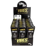 VIBES Ultra Thin Cones | 1 1/4 Full Box