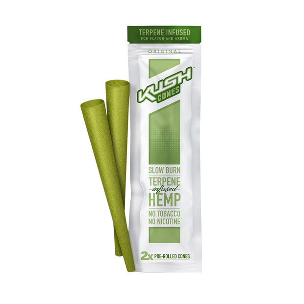 Kush Cones Terpene Infused Hemp Cones | Original | Single