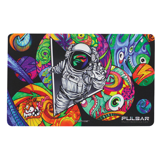 Pulsar DabPadz Mouse Pad/Mat | Psychedelic Spaceman
