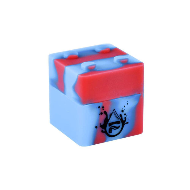 Pulsar RIP Series Silicone Container - 9mL | Red Yellow