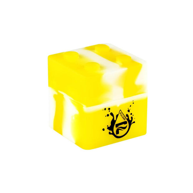 Pulsar RIP Series Silicone Container - 9mL | Yellow
