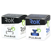 Pulsar RoK Herb Carb Cap Replacement Part | Packaging