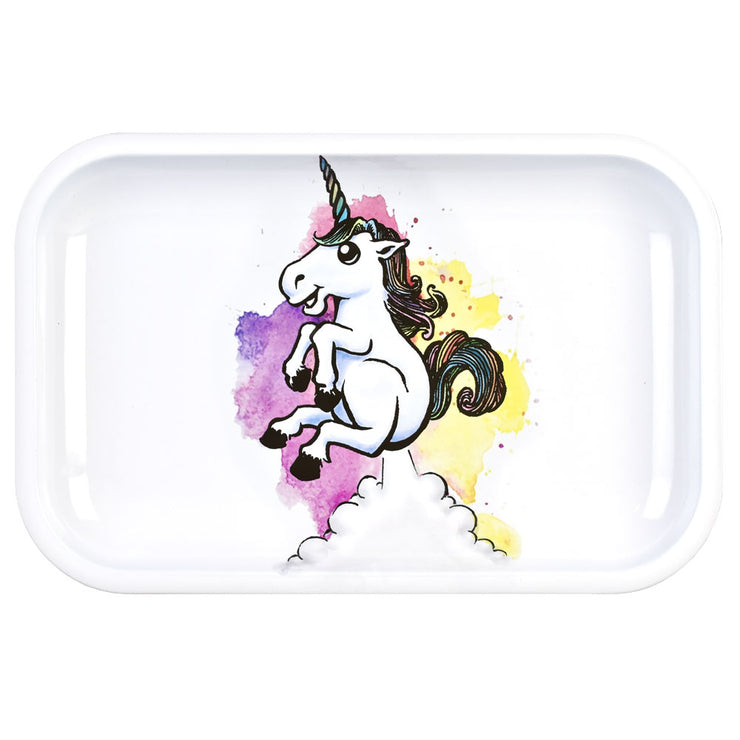 Pulsar Metal Rolling Tray | Farticorn | Medium