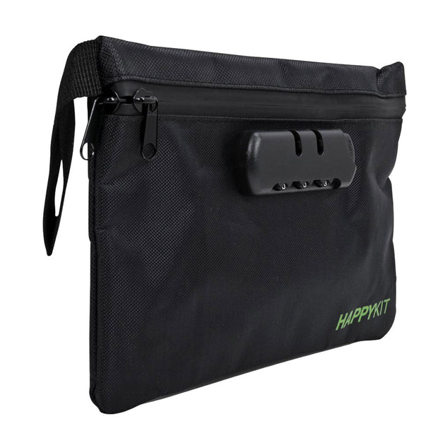 Happy Kit Happy Pouch Lockable Travel Kit | Black