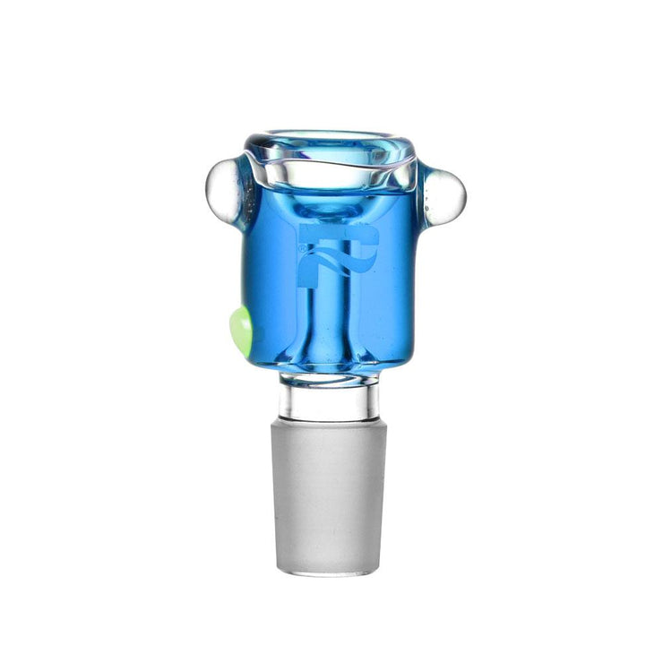Pulsar Freezable Glycerin Bong Bowl | Blue