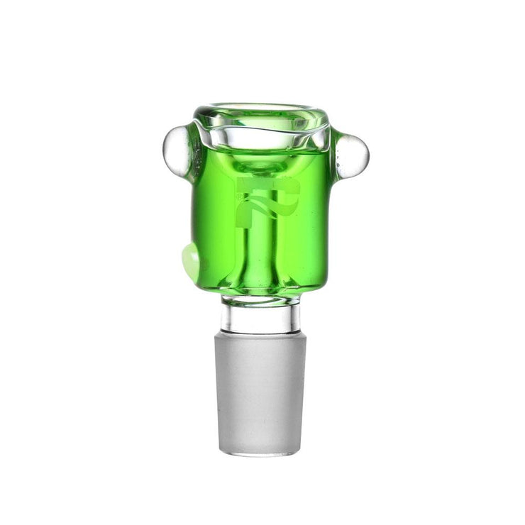 Pulsar Freezable Glycerin Bong Bowl | Green
