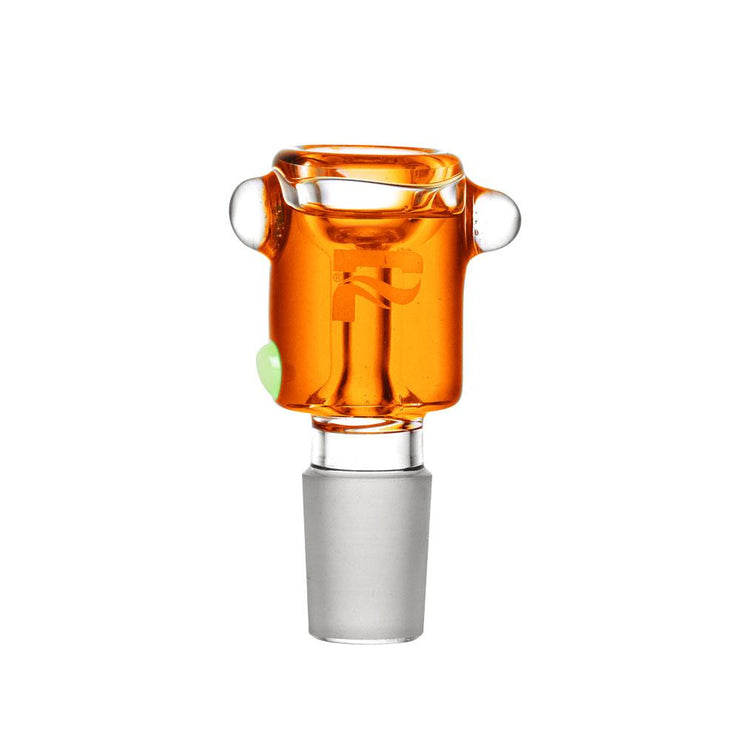 Pulsar Freezable Glycerin Bong Bowl | Orange