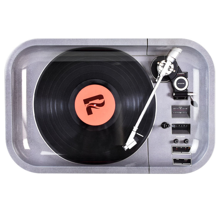 Pulsar Metal Rolling Tray | Turntable