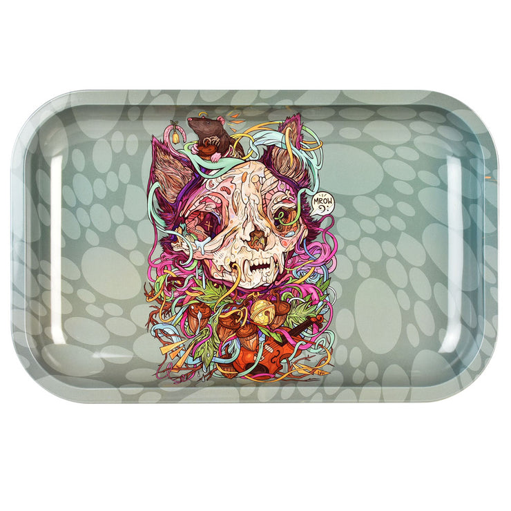 Pulsar Metal Rolling Tray | Courtney Hannen Mrow