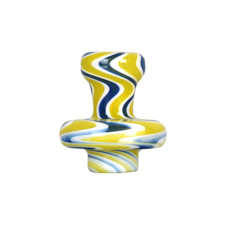 Pulsar Wig Wag Carb Cap | Blue Yellow