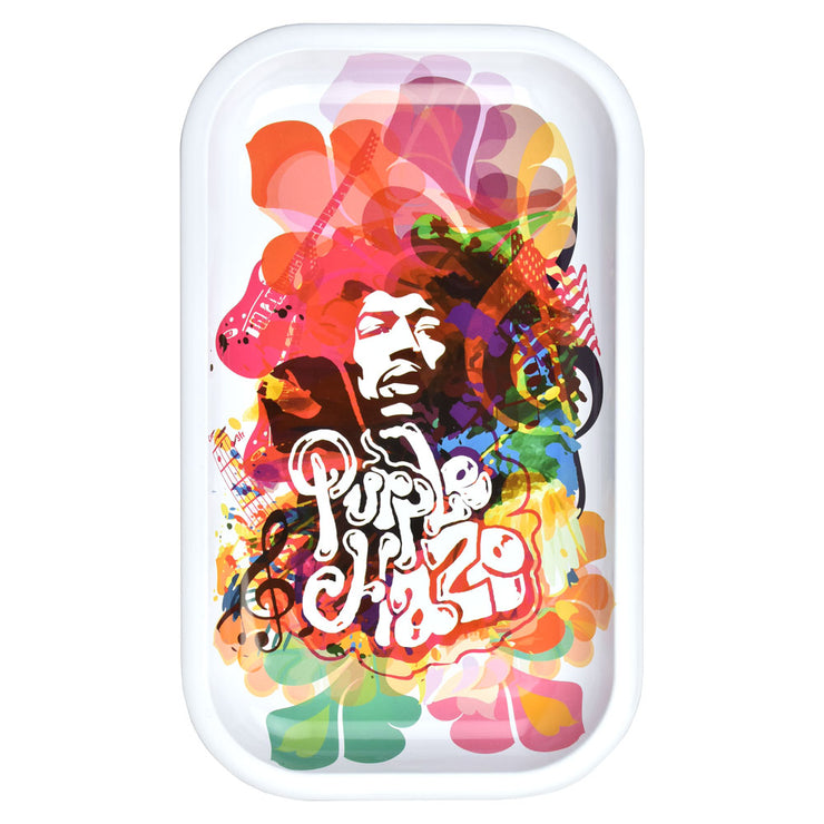 Rock Legends Jimi Purple Haze Rolling Tray