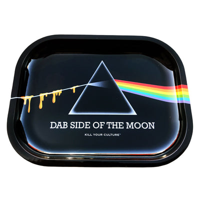 Kill Your Culture Rolling Tray | Dab Side Of The Moon