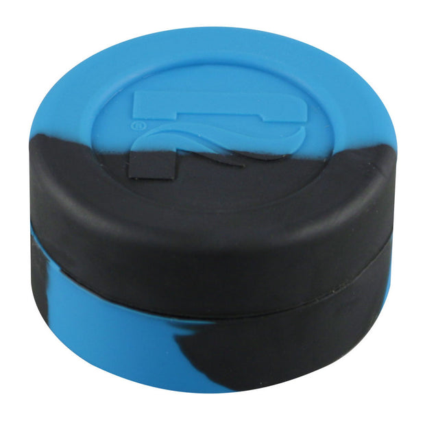 Pulsar 38mm Silicone Cylinder Containers | Blue Black