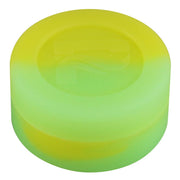 Pulsar 38mm Silicone Cylinder Containers | Green Yellow Glow
