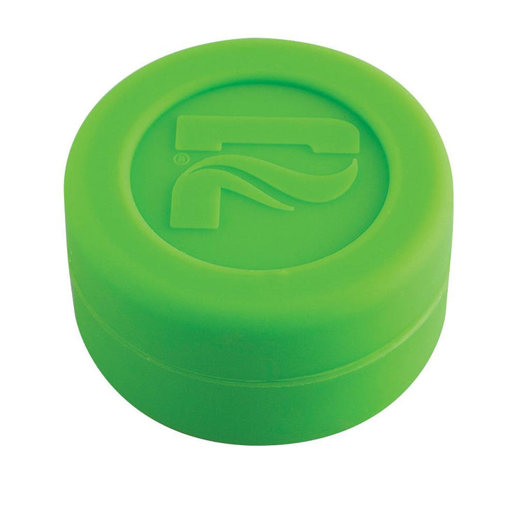 Pulsar 38mm Silicone Cylinder Containers | Green