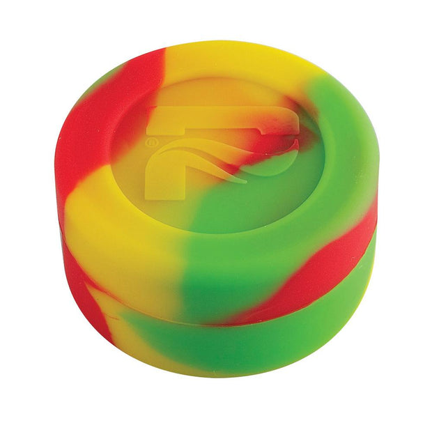 Pulsar 38mm Silicone Cylinder Containers | Rasta