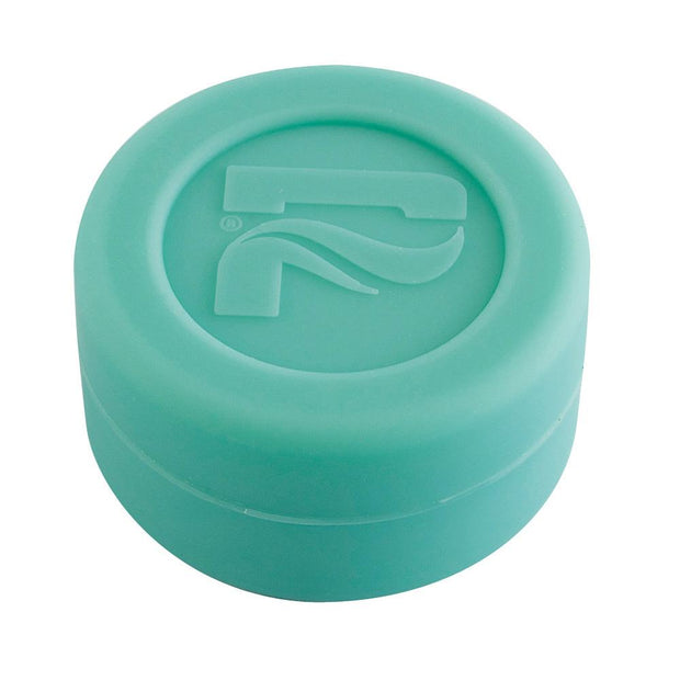Pulsar 38mm Silicone Cylinder Containers | Turquoise