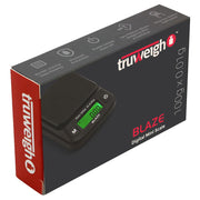 Truweigh Blaze Digital Mini Scale Packaging