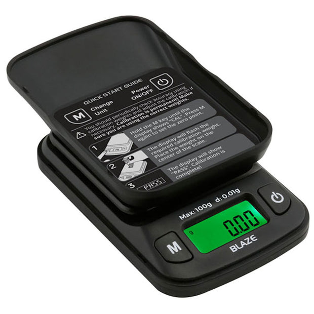 Truweigh Blaze Digital Mini Scale