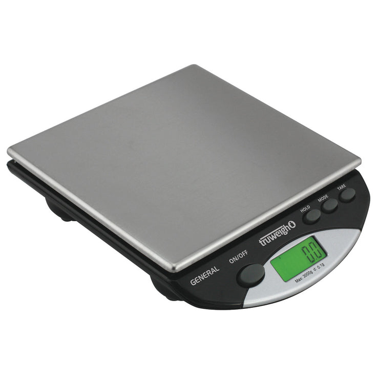 Truweigh General Compact Bench Scale - 3000g