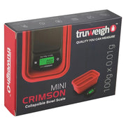 Truweigh Mini Crimson Scale Packaging