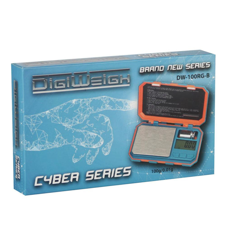 DigiWeigh Cyber Series Scale - 100g