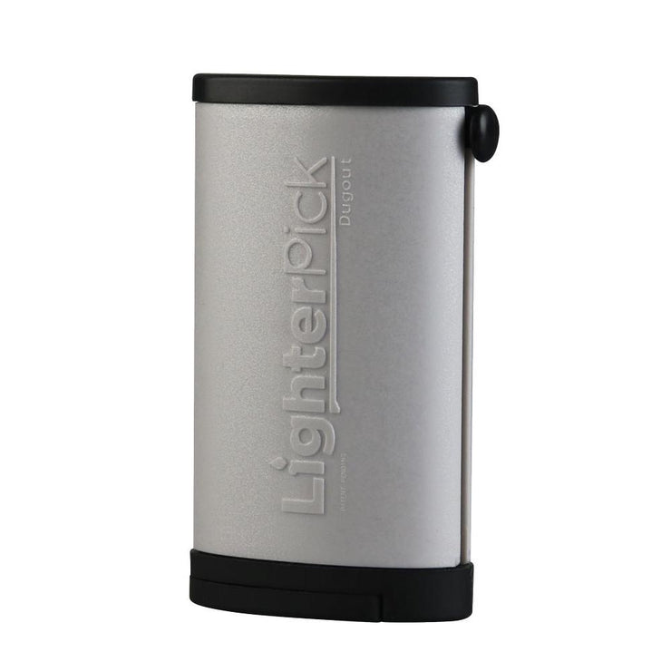 LighterPick All-In-One Waterproof Smoking Dugout - Gray