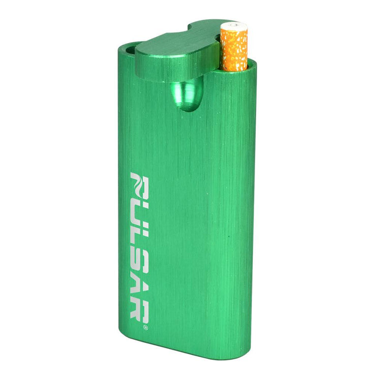 Grindhouse Anodized Aluminum Dugout | Green Large