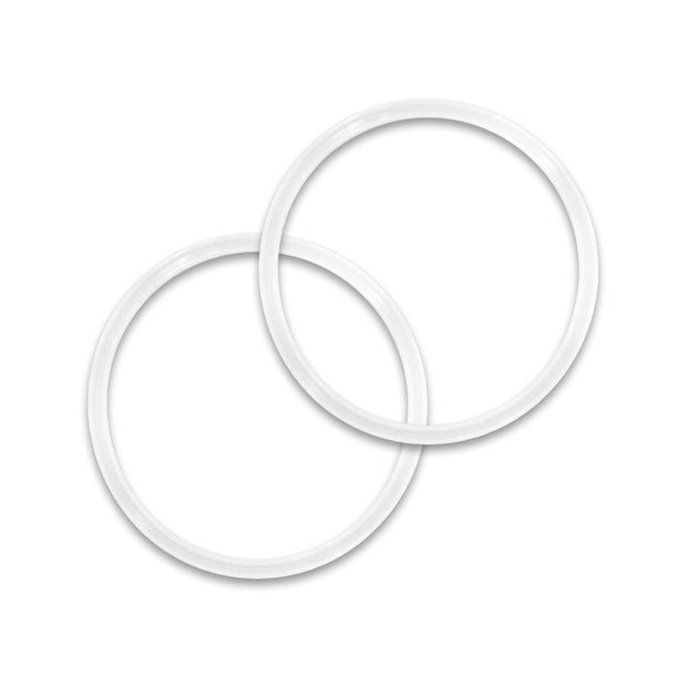 Pulsar Axial Replacement Silicone Stability Rings - 2pk